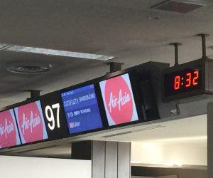 【バンコク&パタヤ旅行記】S2 E01 激安!LCCエアアジアの乗り方