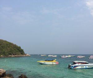 【バンコク&パタヤ旅行記】S2 E07 ラン島のタウエンビーチの過ごし方