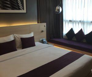 【バンコク&パタヤ旅行記】S2 E13 アライズ ホテル スクンビットにチェックイン