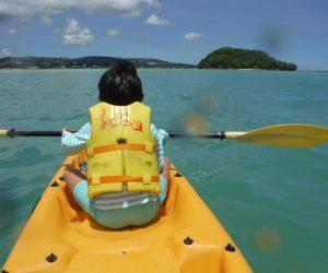 06【グアム】カヤックでアルパット島に行く方法