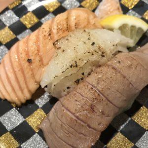 04【小樽】回転寿司を食べる