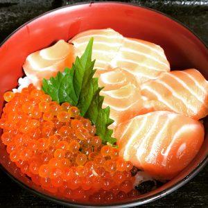 09【余市】海鮮丼を食べる【柿崎商店】