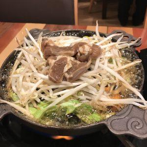 15 松尾ジンギスカンの食べ方