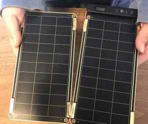 ソーラーペーパー 5Wセット