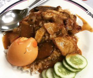 【サムイ島&パンガン島旅行記】S3 E08 バンコクのアソークで朝食を①