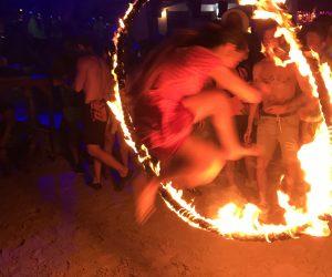 【サムイ島&パンガン島旅行記】S3 E22 フルムーンパーティーで火遊び!