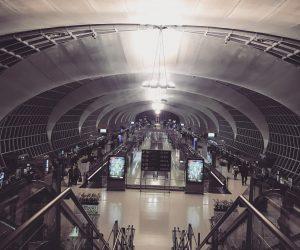 【サムイ島&パンガン島旅行記】S3 E31 タイ航空の機内で充電する方法