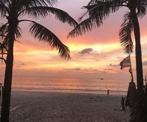 【プーケット島&ピピ島旅行記】S4 E11 プーケット島パトンビーチの夕日