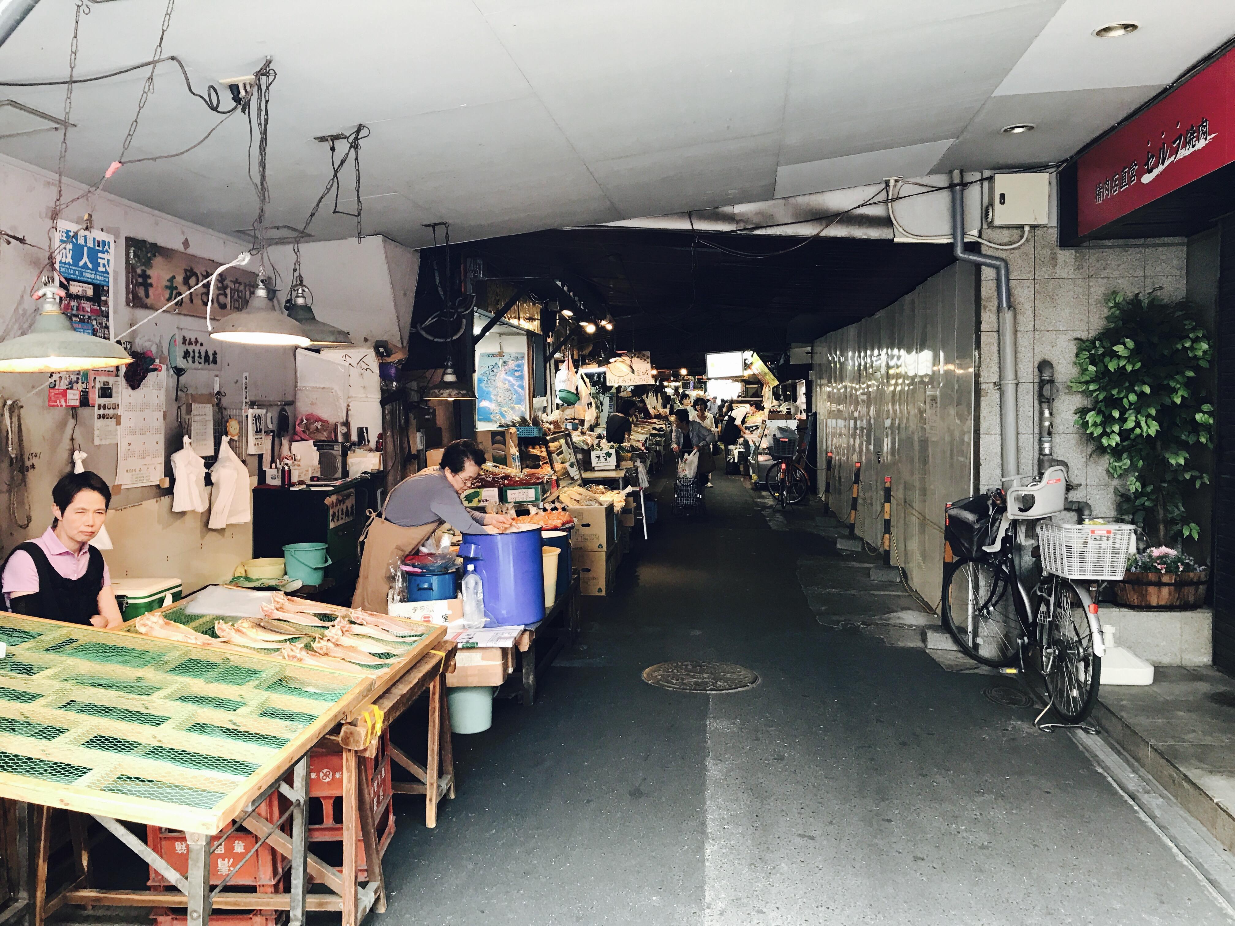 大阪 鶴橋コリアンタウン