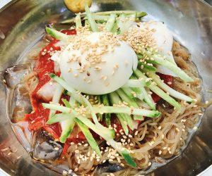 【韓国】ビビン麺をソウルで食べる【広蔵市場】