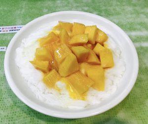 【台北】マンゴーかき氷を食べる【冰讚編】