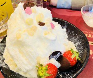 【東京グルメ】冬にかき氷を食べる方法 恵比寿〜原宿編