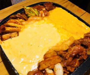 【新大久保】チーズタッカルビを食べる方法