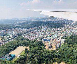 01 羽田空港から韓国へ