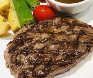 08 上海で美味しいステーキ【斗牛士】