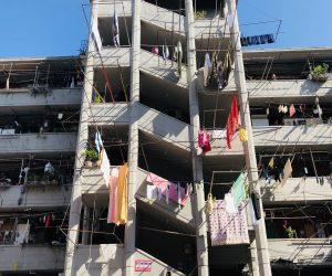 12 映画【カンフーハッスル 】猪籠城寨にそっくりな隆昌公寓の行き方