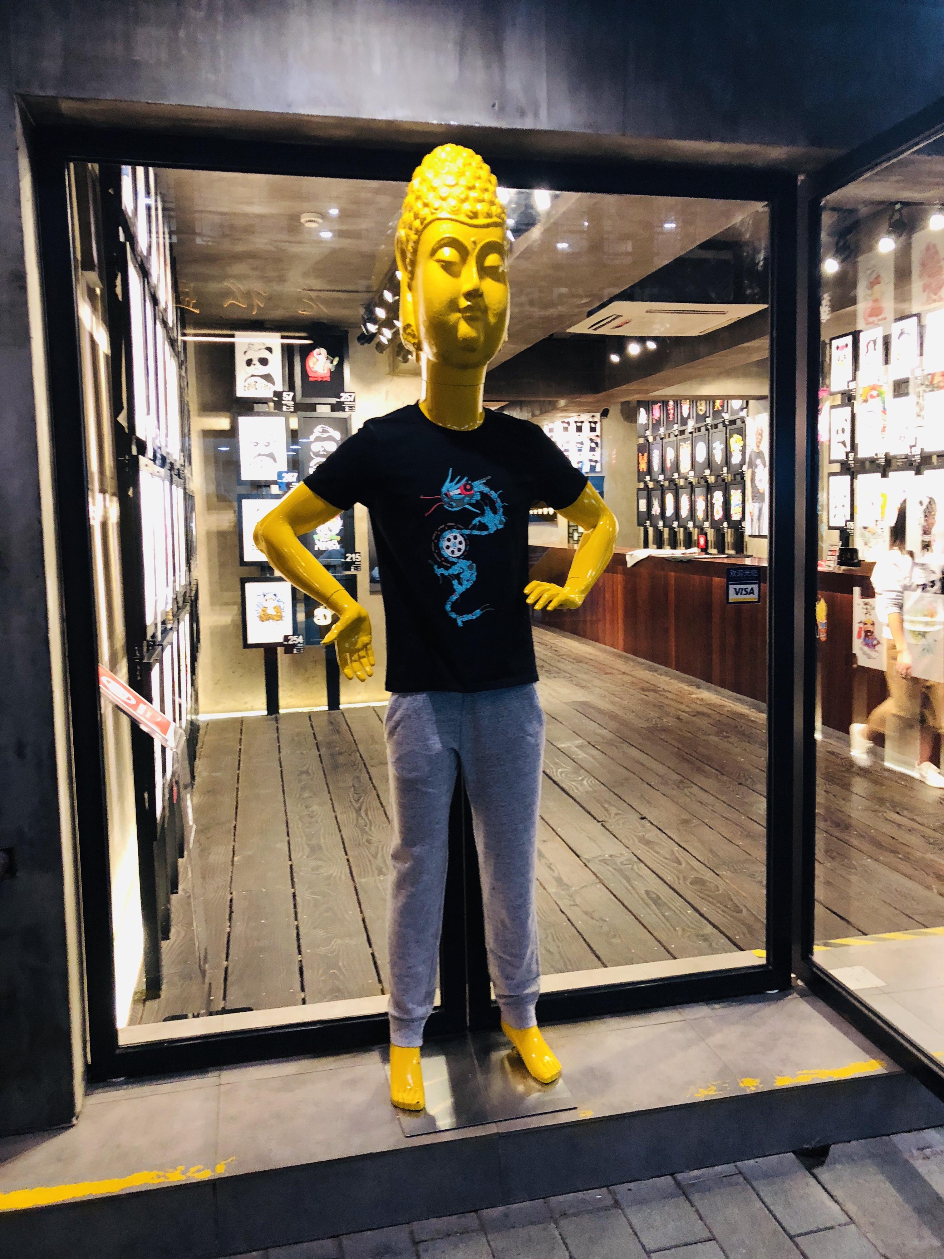 上海のTシャツ屋さん