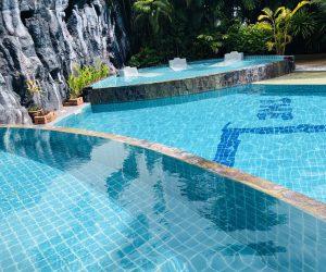【クラビ旅行記】S6 E18 アオナンビーチのホテル ザ・エル・リゾート・クラビのプールとフィットネスセンター