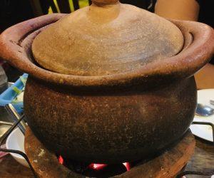 バンコク EP06 Baan E-sarn Muangyosのチムチュム鍋