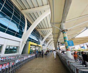 【インド旅行記】EP21 アンジュナからゴア空港へ