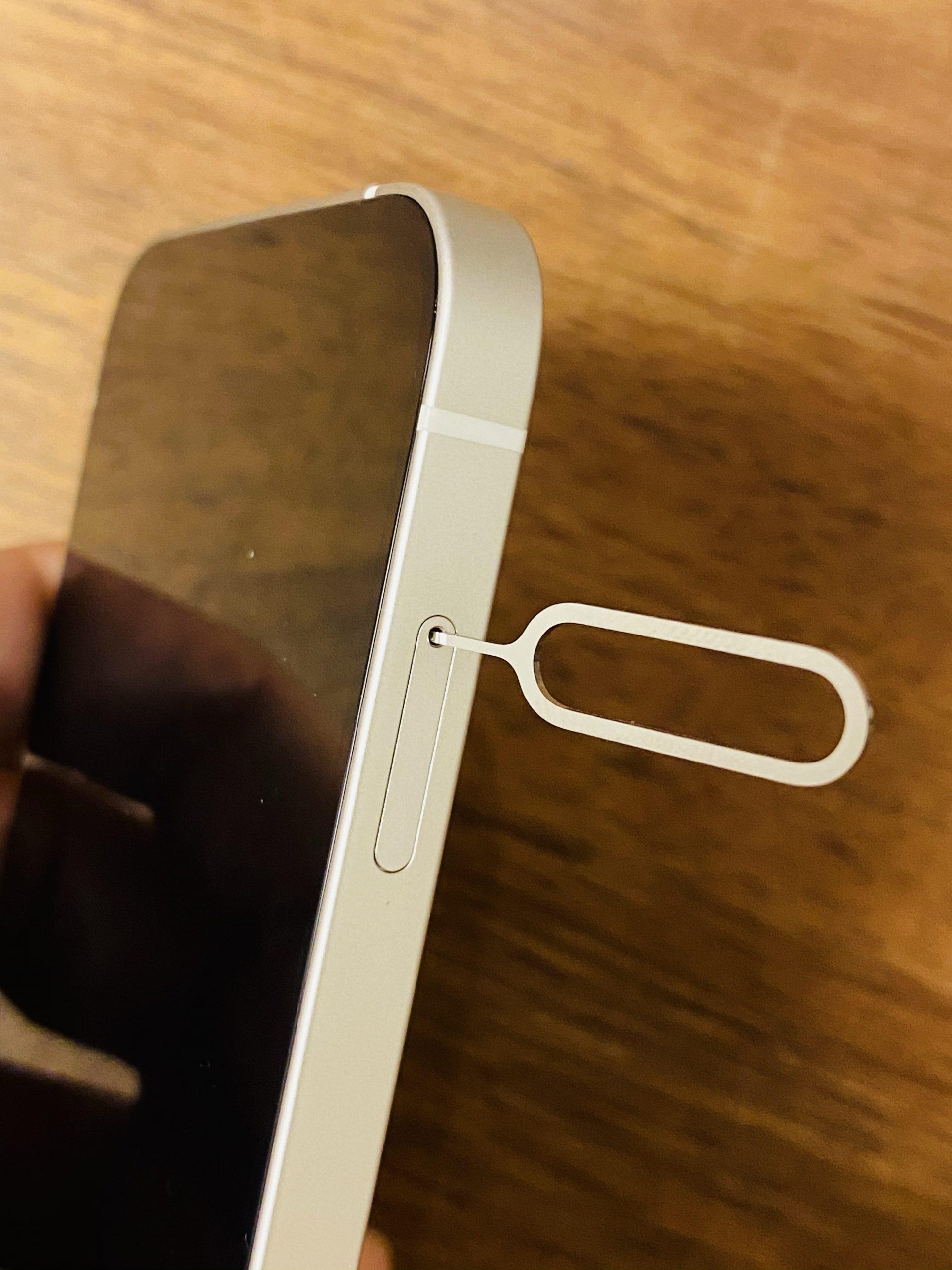 カード 方 取り sim iphone