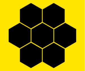 【Spark AR】『Hexagon / 六角形』の作り方【複眼】