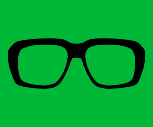 【Instagram】ジョージ・A・ロメロのメガネの作り方【George AR Romero】